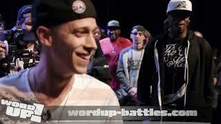 WordUP! 12e édition: D-baby vs Witness (Présentation de LRG)