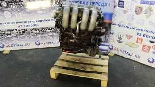 бу двигатель Т9А DJ5 2.5 D Пежо Боксер, Фиат Дукато контрактный из Европы - качество HD(, 2013-10-07T20:07:47.000Z)
