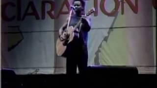 Tracy Chapman - Talkin' Bout A Revolution (Amnesty Concert 1988 - Part 5/5)