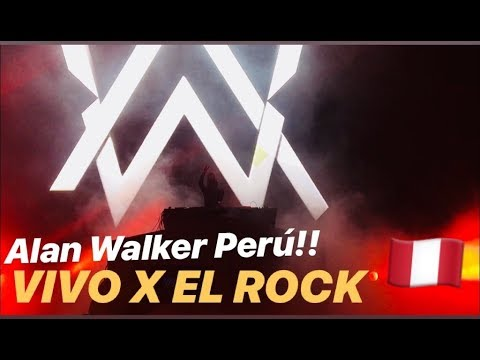 ALAN WALKER PERÚ 2019 -DOMOS ART PERU