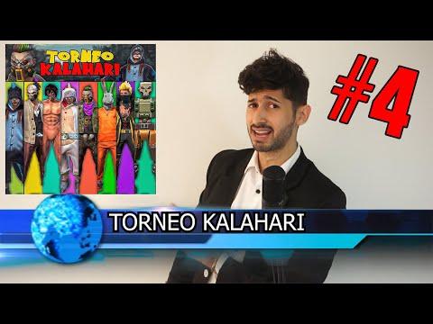 "🚨 ALIAS EL DINO ""TORNEO KALAHARI"" 3 TEMPORADA Capitulo #4"