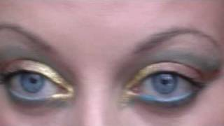 Illamasqua Look Using Sirens Palette Thumbnail