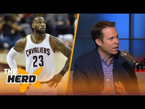 Lee Jenkins on LeBron calling LA 'home', how Paul George helps the Thunder and more | THE HERD