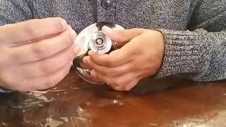 Removing Flow Restrictor from ShowerMaxx shower head