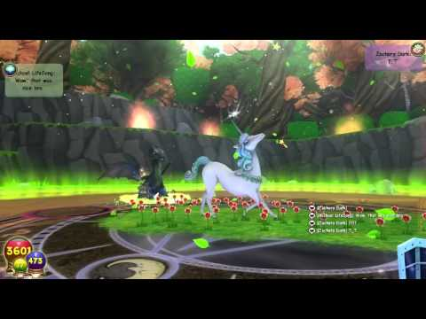 Wizard101: Avalon Episode 15: The Infamous Jabberwock