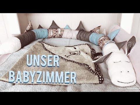 ROOMTOUR BABYZIMMER / UNSERE WICKELKOMMODE / Schona Mitdakrona