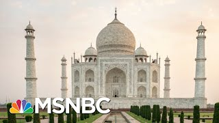 Taj Mahal Vs. Taj Mahal   MTP Daily   MSNBC