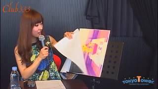2014.3.9 川奈栞の「HELLO TV」 川奈栞 動画 19