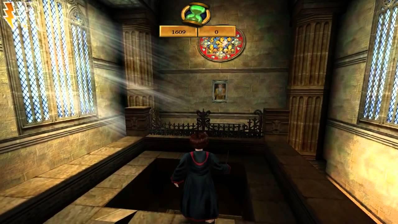 gioco pc harry potter e la camera dei segreti