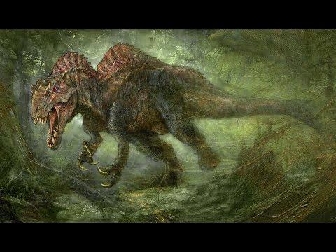 Lo que no conocías de un Acrocanthosaurus (Leo T.rex)