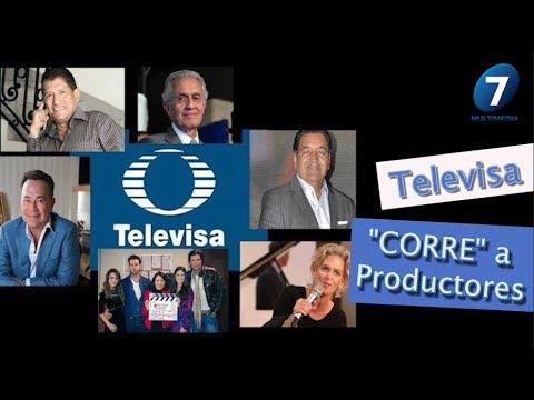 """Televisa """"CORRE"""" a Productores y """"RENTA"""" Instalaciones/ ¡Suéltalo Aquí! Con Angélica Palacios"""