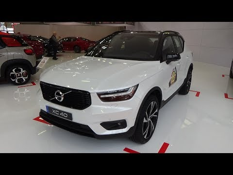 2018 Finalist Car of the Year - Volvo XC40 - Bologna Motor Show 2017