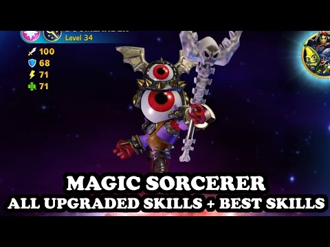 News] Skylanders Imaginators – Sorcerer Doomlander (Magic Sorcerer ...