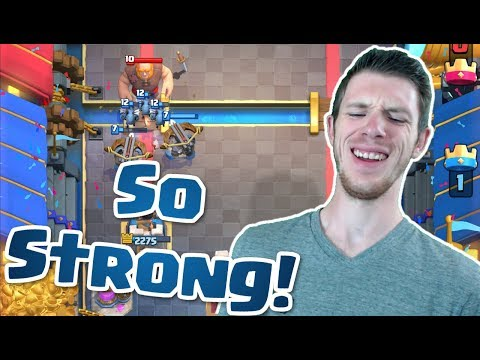 Expertly Hand-Crafted Ladder XBow Deck! || Anti Meta || So STRONG!