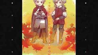 Hetalia - Prussia X Hungary - Keep Them Separated