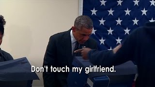 man tells barack obama don t touch my girlfriend
