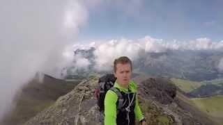 Albristhorn 2.762m | Laveygrat - Gsürweg