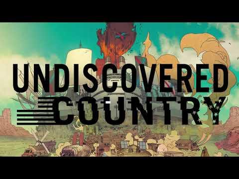 bande annonce de l'album Undiscovered Country T.1