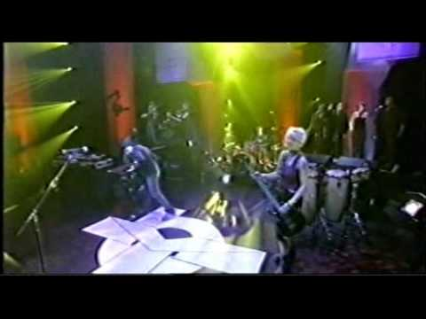 Moby - Why does my heart feel so bad ? live on later with jools holland