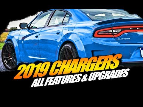 🔴 Chargers in 2019 - Upgrades & Features