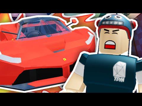 DESTROYING $100,000,000 CARS!! | Roblox