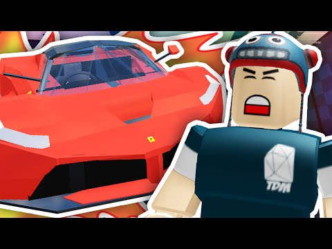 Thumbnail: DESTROYING $100,000,000 CARS!! | Roblox