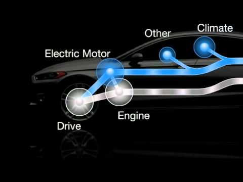 Ford Hybrid Technology Third Generation