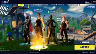 Fortnite Friday | Trash Squad :/ | let's get this bread