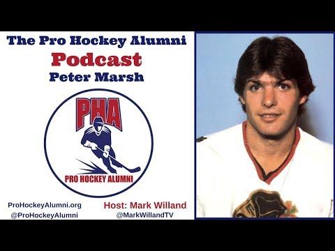 Podcast #7 - Peter Marsh, Chicago Blackhawks