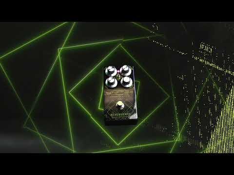 The BlackHeath Bass Distortion Demo