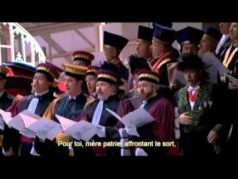 Faust - Choeur des soldats - Gloire immortelle de nos aïeux
