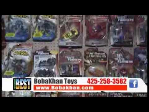 Bobakhan Toys Commercial