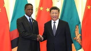China, Zambia cherish traditional friendship, vow to enhance ties