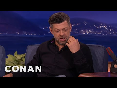 Thumbnail: Andy Serkis Channels Gollum & Caesar The Ape