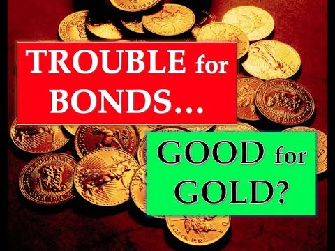 Gold & Silver Price Update - January 10, 2018 + US Bonds in Trouble