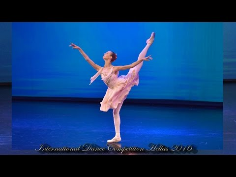 "Kristine Moe ""Talisman"" - International Ballet & Contemporary Dance Competition Hellas"