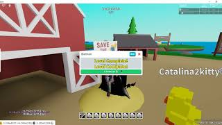 Roblox Egg Farm Simulator - Upgrading Easter Eggs & Levelling Up Farmers