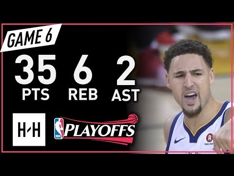 Klay Thompson Full Game 6 High klay thompson