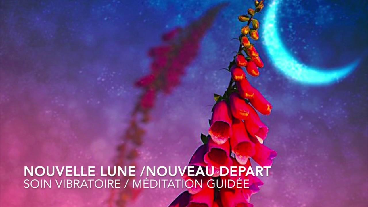 Nouvelle lune du 24 juin 2017 meditation guidee soin - Lune descendante juin 2017 ...