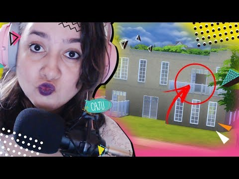 DECORANDO NO THE SIMS 4 AO VIVO ?? thumbnail