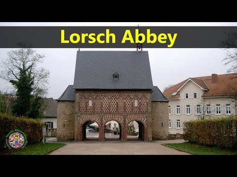 Best Tourist Attractions Places To Travel In Germany | Lorsch Abbey Destination Spot