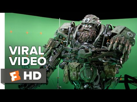 Transformers: The Last Knight: Viral Video  Transformers on Set 2017  Movies Coming Soon