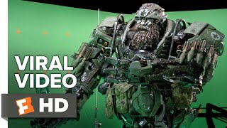 Transformers: The Last Knight: Viral Video - Transformers on Set (2017) | Movieclips Coming Soon