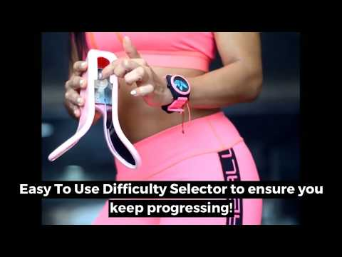 Beauty Hip-Trainer Demonstration