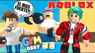 Roblox's Strongest Escape from the Gym ? Roblox Karim Games Play
