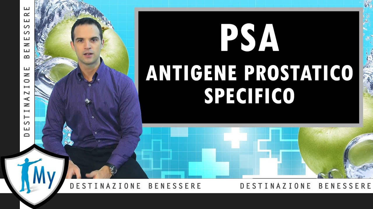 psa antigene prostatico specifico come si fan
