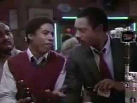 Sho'nuff (Julius Carry) from The Last Dragon - 80s Coors Light Commercial