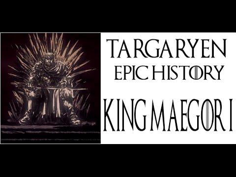 Targaryen Epic History: Maegor I (3rd King of Westeros)