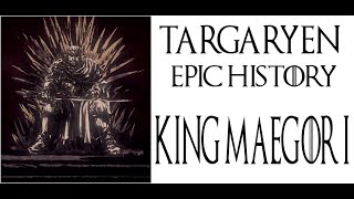 vuclip Targaryen Epic History: Maegor I (3rd King of Westeros)