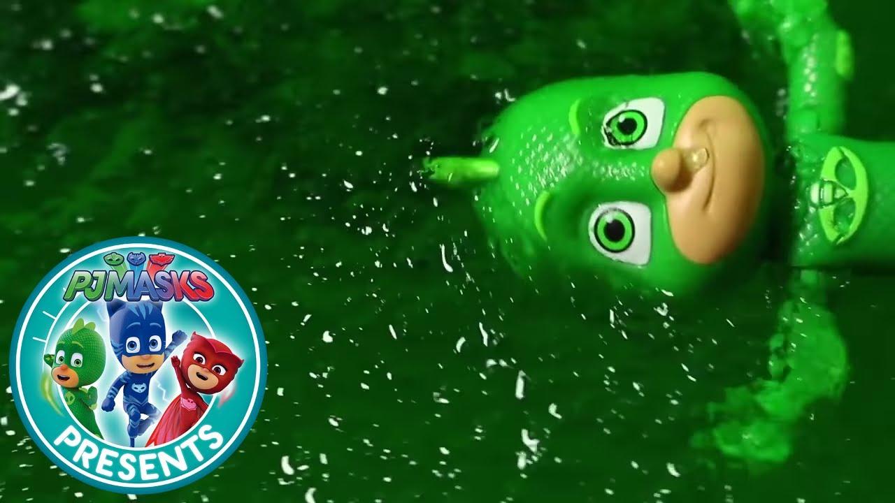 Download PJ Masks Creations   Toy Episode Sludge Trouble   PJ Masks Official